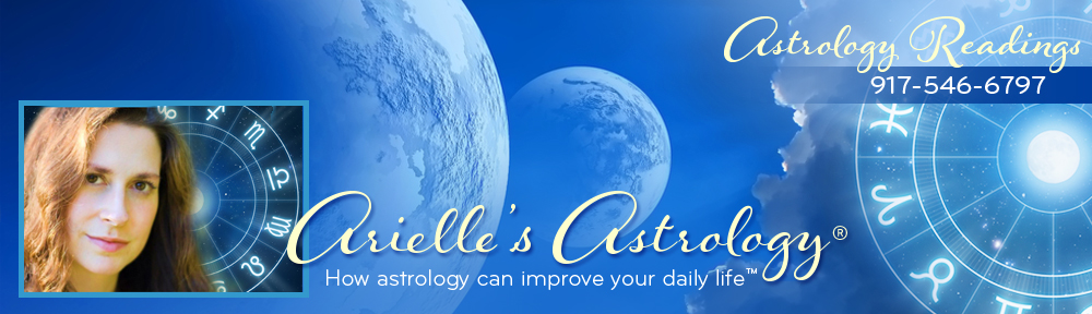 Arielle's Astrology | Heather Arielle