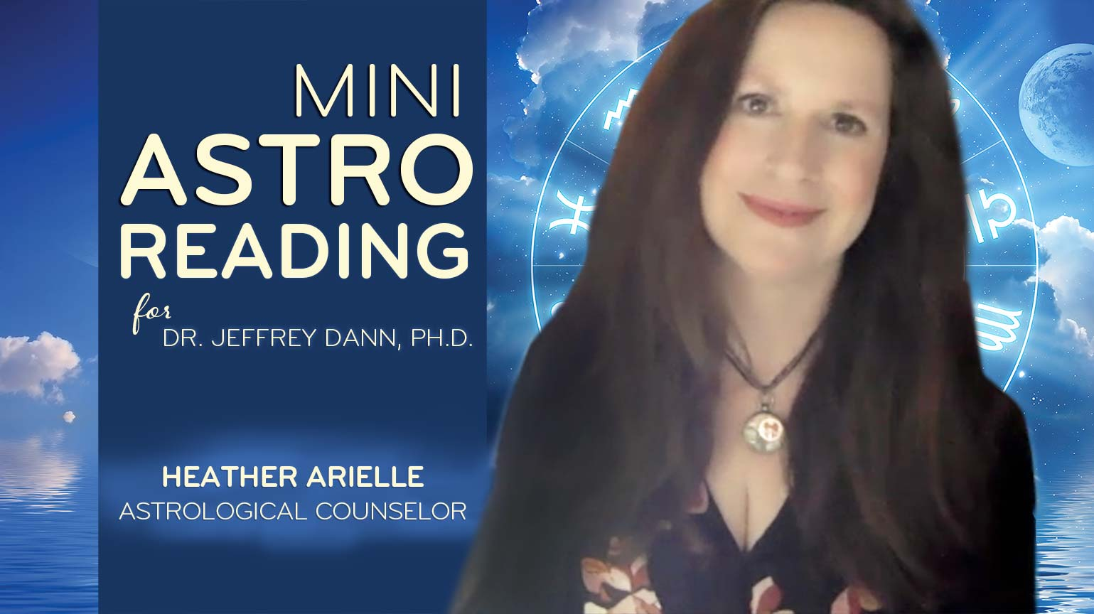 Mini Astro Reading with Heather Arielle